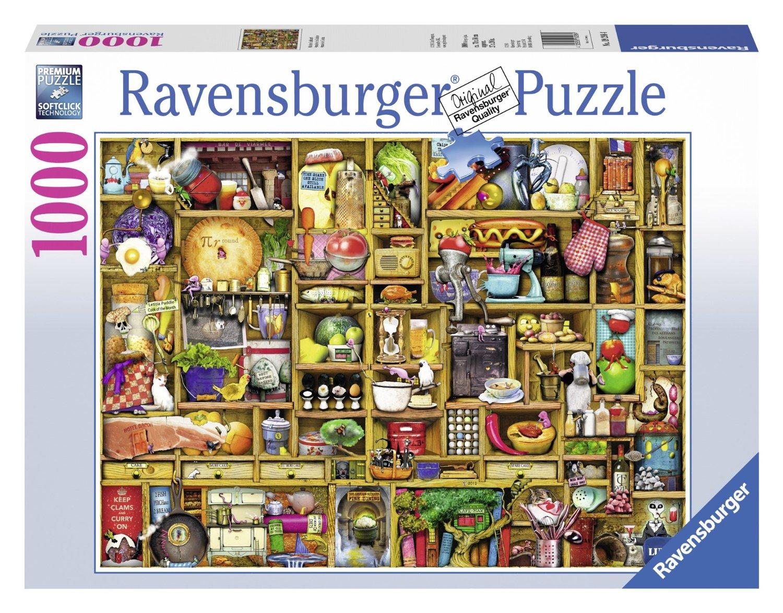 Puzzle colin thompson ravensburger 19298 1000 pieces jigsaw puzzles colin thompson colin thompson gumiabroncs Images