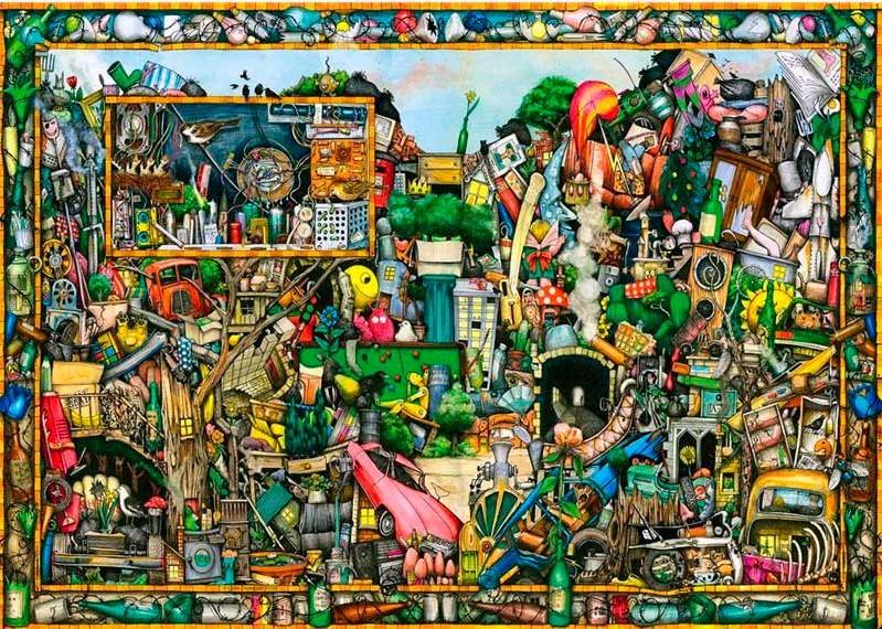 colin thompson puzzle