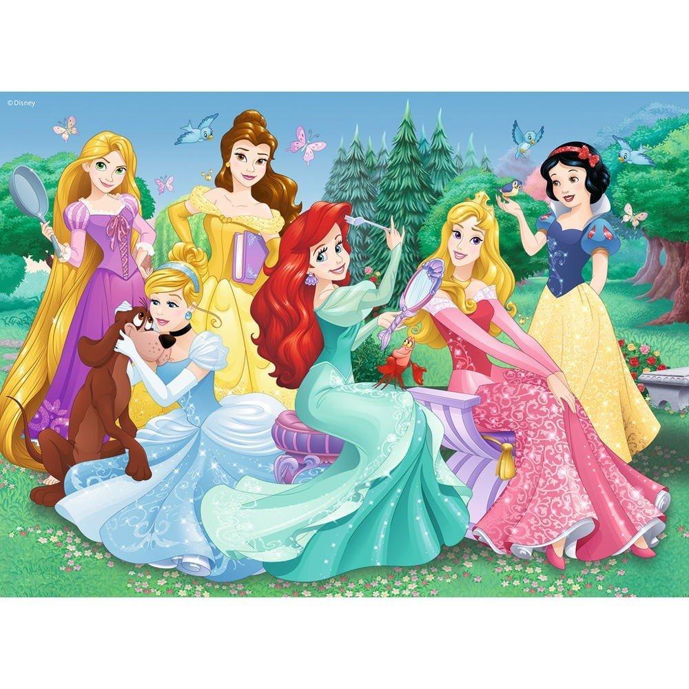 Puzzle Disney Princess Ravensburger13666 100 pieces Jigsaw Puzzles