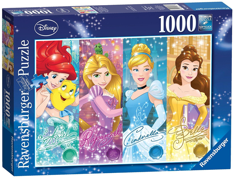 puzzle disney princess ravensburger 19661 1000 pieces jigsaw puzzles other disney jigsaw puzzle