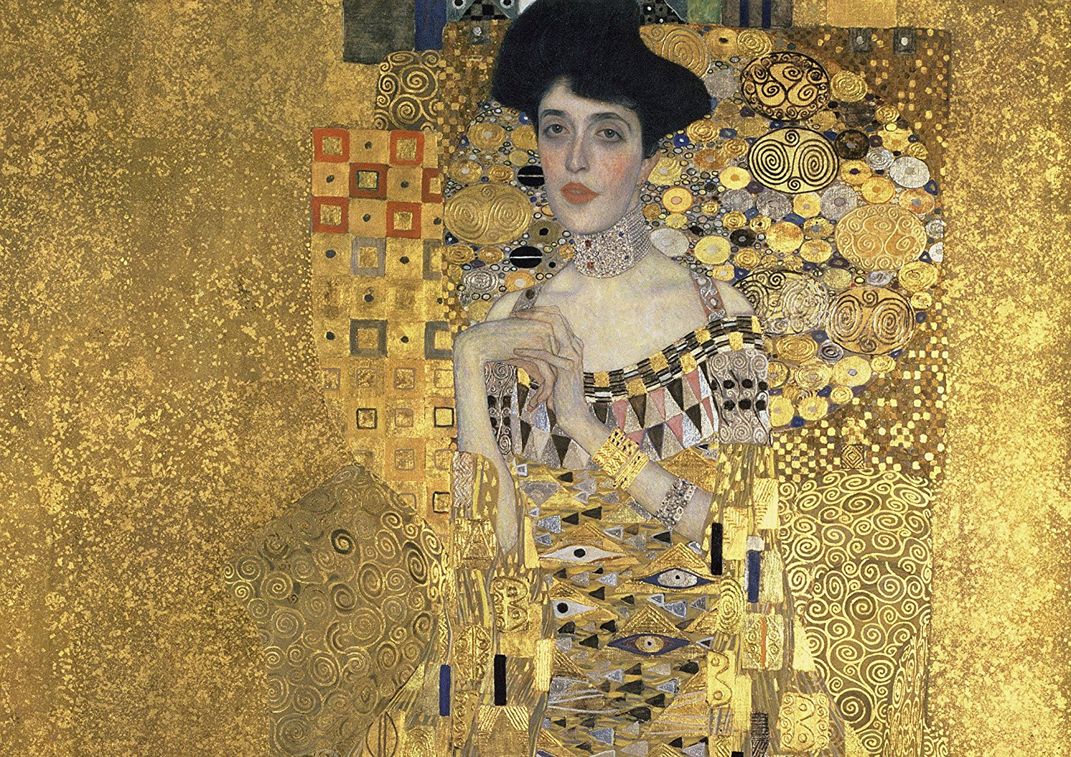 Puzzle do it yourself gustav klimt goldene adele ravensburger do it yourself gustav klimt goldene adele solutioingenieria Image collections
