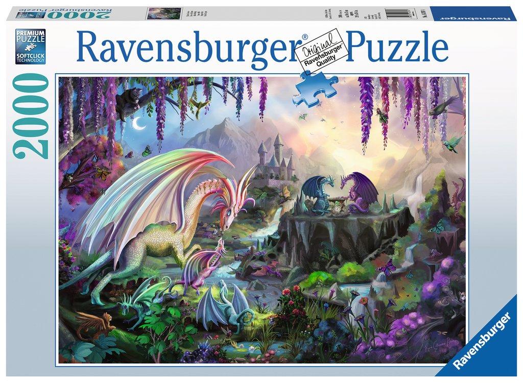 Puzzle Dragon Kingdom Ravensburger