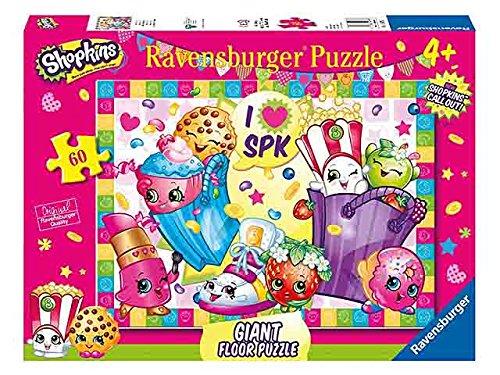 Shopkins XXL Ravensburger Puzzle, 100