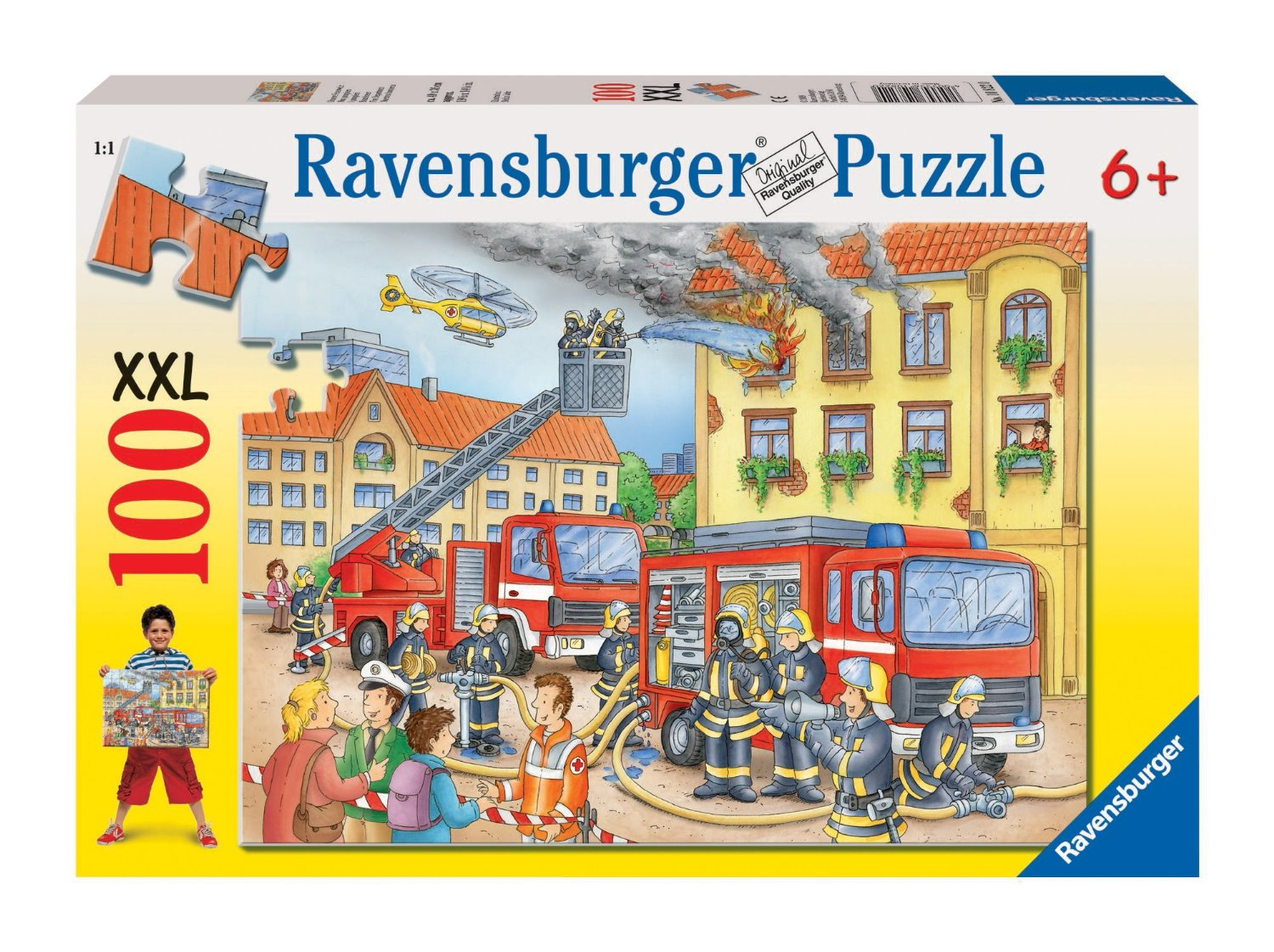Jigsaw Puzzle 100 Pieces Maxi