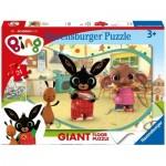 Ravensburger-03047 Giant Floor Puzzle - Bing