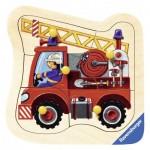 Puzzle  Ravensburger-03227 Fire Truck