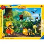 Ravensburger-05086 Frame Puzzle - Maya the Bee