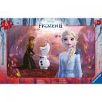 Ravensburger-05099 Frame Puzzle - Frozen 2