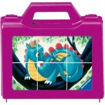 Ravensburger-05139 Cube Puzzle - Fantastic Creatures