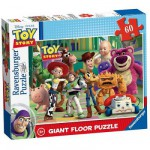 Ravensburger-05291 Jigsaw Puzzle - Large - 60 Pieces - Toy Story