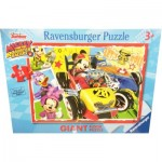 Ravensburger-05331 Floor Puzzle - Mickey