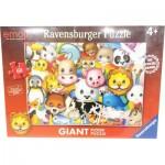 Ravensburger-05334 Floor Puzzle - Emoji