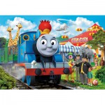Ravensburger-05387 XXL Jigsaw Puzzle - Thomas & Friends