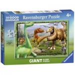 Ravensburger-05394 Floor Puzzle - The Good Dinosaur