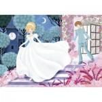 Ravensburger-05420 Floor Puzzle - Cinderella
