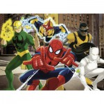 Ravensburger-05439 Floor Puzzle - Spiderman