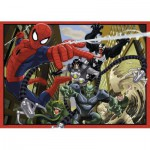 Ravensburger-05440 Floor Puzzle - Spiderman