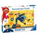 Ravensburger-05446 Floor Puzzle - Fireman Sam