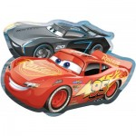 Ravensburger-05454 Floor Puzzle - Cars 3