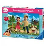 Ravensburger-05461 Floor Puzzle - Heidi