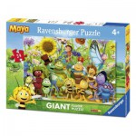Ravensburger-05463 Floor Puzzle - Maya