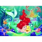 Ravensburger-05468 Floor Puzzle - Disney Princess Arielle