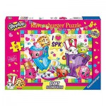 Ravensburger-05475 Floor Puzzle - Shopkins