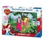 Ravensburger-05487 Floor Puzzle - Sissi
