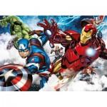 Ravensburger-05490 Floor Puzzle - Avengers