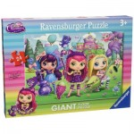 Ravensburger-05493 Floor Puzzle - Little Charmers