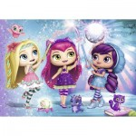 Ravensburger-05497 Floor Puzzle - Little Charmers