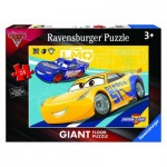 Ravensburger-05518 Floor Puzzle - Cars 3
