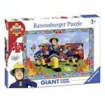 Ravensburger-05521 Floor Puzzle - Fireman Sam