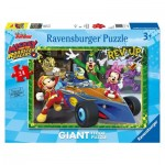 Ravensburger-05524 Floor Puzzle - Mickey