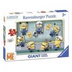 Ravensburger-05525 Floor Puzzle - Minions
