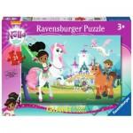 Ravensburger-05553 Floor Puzzle - Nella
