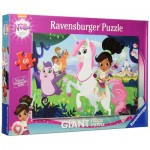Puzzle  Ravensburger-05556 XXL Pieces - Nella