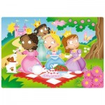 Ravensburger-05612 My First Outdoor Puzzles - Sweet Princesses
