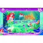 Ravensburger-06031 Jigsaw Puzzle - 15 Pieces - Frame - Ariel's World