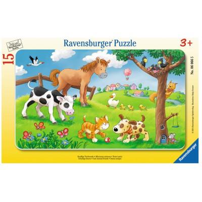 Puzzle Ravensburger-06066