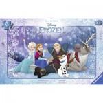 Ravensburger-06127 Frame Jigsaw Puzzle - Frozen