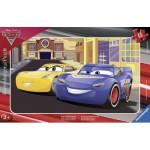 Ravensburger-06147 Frame Jigsaw Puzzle - Cars 3