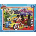 Ravensburger-06159 Frame Puzzle - Mickey