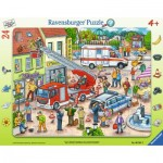Ravensburger-06581 Frame Jigsaw Puzzle - Help!