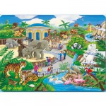 Ravensburger-06661 Jigsaw Puzzle - 45 Pieces - At the Zoo