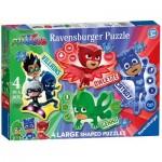 Ravensburger-06935 4 Puzzles - PJ Masks