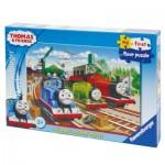 Ravensburger-07050 Floor Puzzle - Thomas & Friends