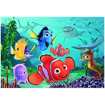 Ravensburger-07098 Jigsaw Puzzle - 24 Pieces - Nemo