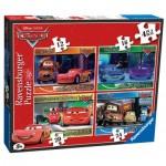 Ravensburger-07259 4 Jigsaw Puzzles - Cars