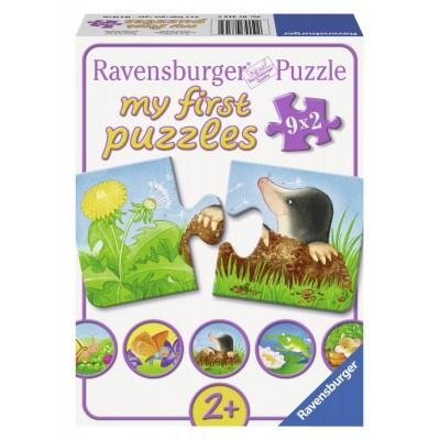 Puzzle Ravensburger-07313